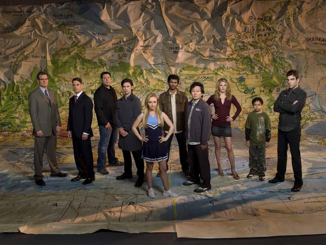 heroes s3 wallpaper - photo #35