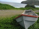 ivatan boat - no outriggers!