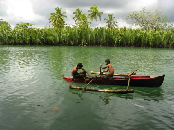 Bohol's Huck Finn and Tom Sawyer