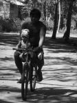 father and child-bike version