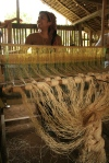 making an ass of myself at the handloom