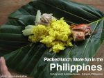 lunch more fun in the philippines